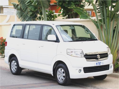 Barbados Van Hire and Van Rental