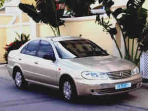 Barbados Mid-sized Car Rental And Mid-sized Car Hire