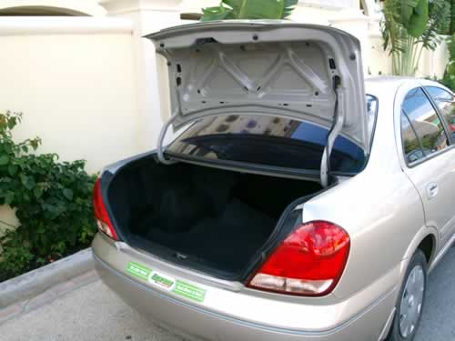 Barbados Mid-sized Car Hire and JMid-sized Car Rental