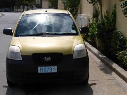 Barbados Small Car Hire and Rental